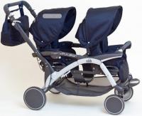 Детская коляска Cam Twin Pulsar