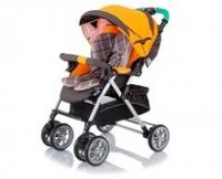 Детская прогулочная коляска Capella S-801 Play