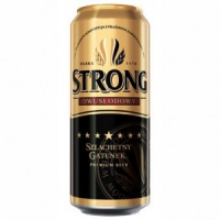 Warka Strong Beer 500ml can