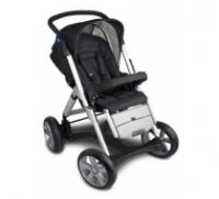 Детская коляска Bertini X4 BLACKBERRY
