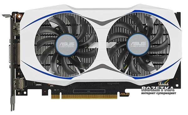 Розетка - интернет-магазин (rozetka.ua) - Asus PCI-Ex GeForce GTX 950 2048MB GDDR5 (128bit)