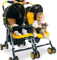 Детская коляска Aprica Nelco Bed Twins Thermo