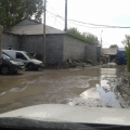 Отзыв о Деливери: Cклад в г.Славянске расположен на болоте у черта на куличках