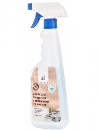 Экo средство для чистки сантехники и кафеля Tortilla