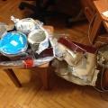 Отзыв о Ин-Тайм: Доставка посылки ногами
