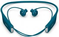 Беспроводные наушники для спорта Sony SBH70 Blue
