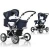 Детская коляска ABC Design Pramy Luxe отзывы
