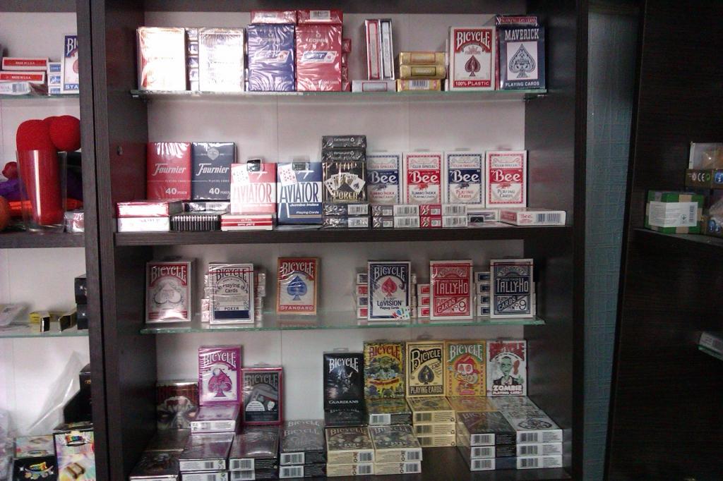 Крутиголов - магазин головоломок, игр и фокусов - Шикарный выбор
