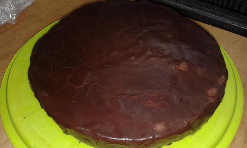 Мамамия Пицца - Торт в Мамамия на Оболони.