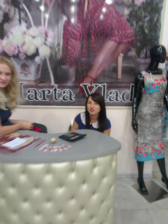 Магазин одежды Marta Vladi - Ужасное обслуживание в Марта Влади