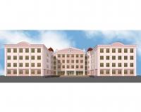 Школа в ЖК София