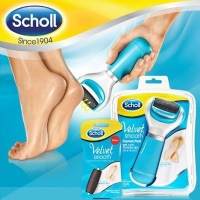Электрическая роликовая пилка для стоп Scholl Velvet Smooth