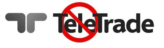 TeleTRADE - Телетрейд - качественный лохотрон с 22-летним опытом работы!