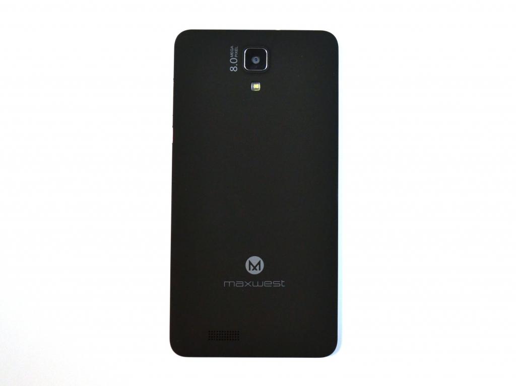 Основная камера смартфона Maxwest AsTro 6 8 Мп