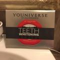 Отзыв о Отбеливающие полоски YOUNIVERSE Teeth Whitening Strips: Очень довольна! Зубы отбелились на ура!