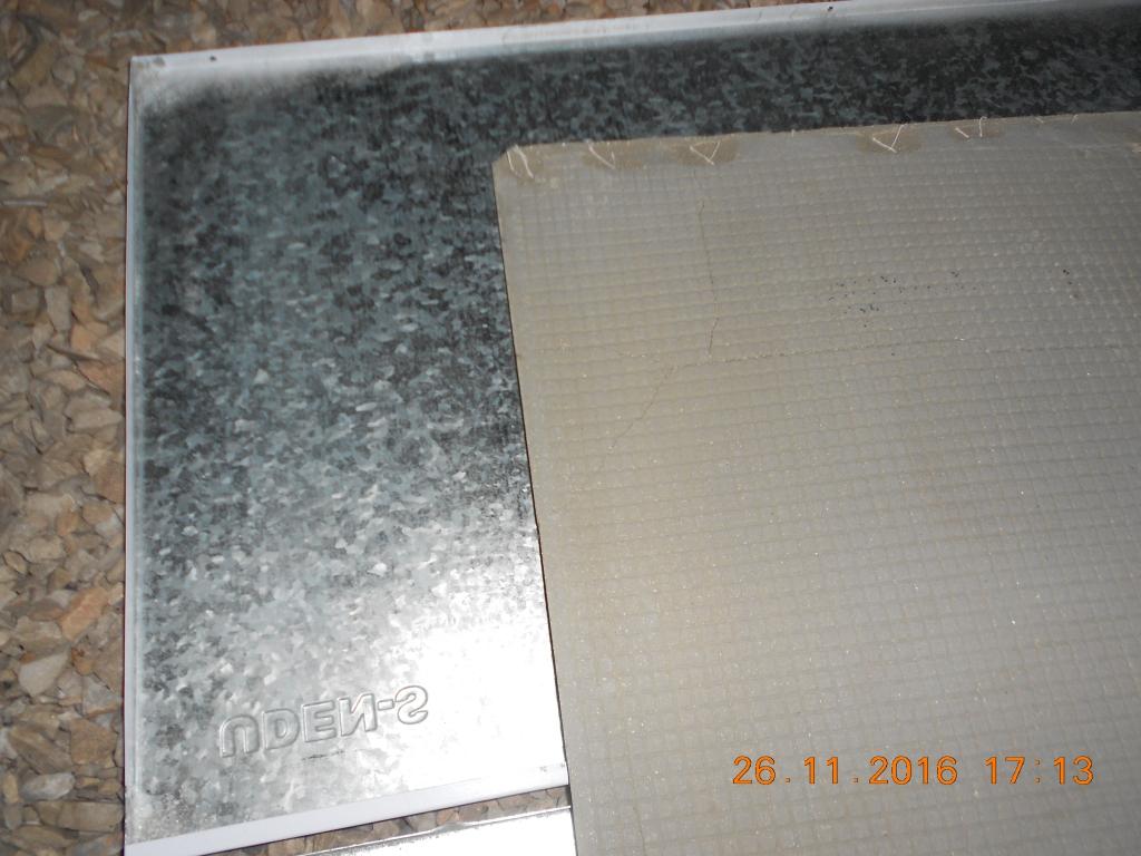 UDEN-S - Фото UDEN-S внутри: цемент и оцинковка. будьте здоровы, покупатели!