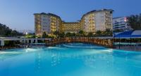 Отель Mukarnas, 5 звезд, Алания, Турция