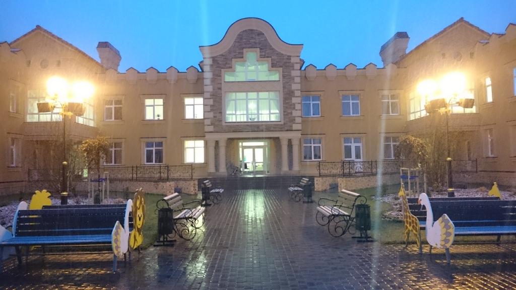 Детский сад София (ЖК София) - Детский сад София на Софиевской Борщаговке