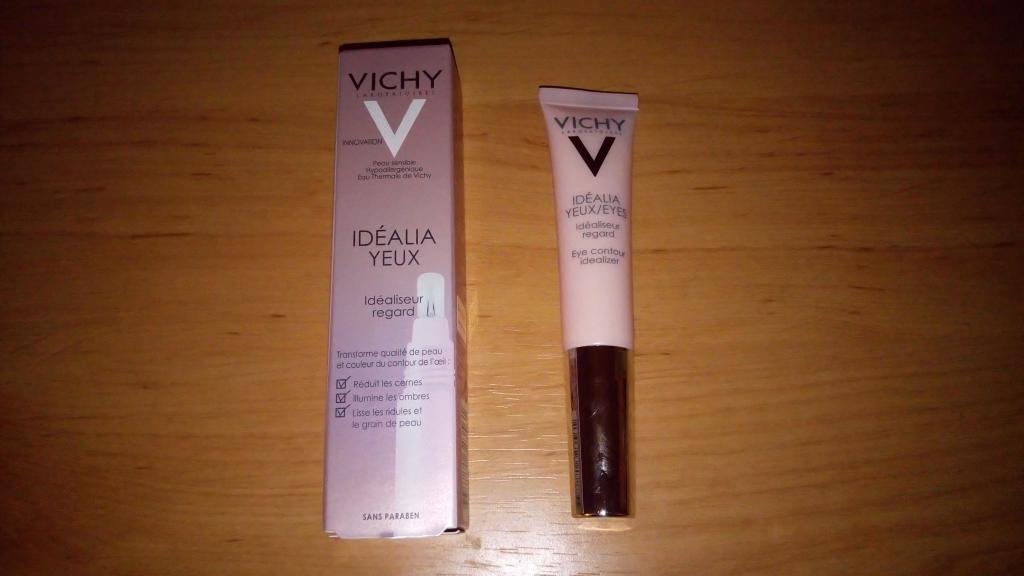 Средство для ухода за кожей вокруг глаз VICHY IDEALIA Идеалия