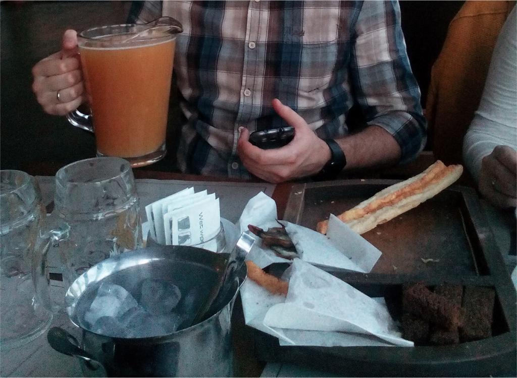 """Ресторан пивоварня """"Пивная дума"""" - """"Своего"""" пива я там так и не нашла"""