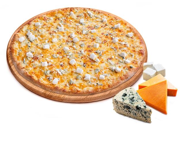 Пиццерия Доминос (Domino's) - А какой формы бывают пицы , и сколько должно быть начинки?