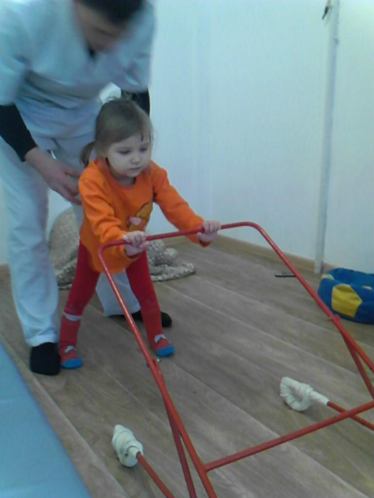 Центр стимуляции мозга - Хорошее начало и динамика в лечении