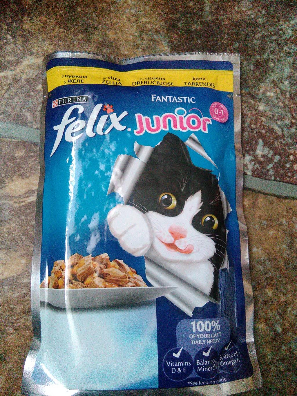 Корм Felix - Корм Феликс - по мнению кошачьих хороший корм + ФОТО!!!!)