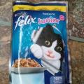 Отзыв о Корм Felix: Корм Феликс - по мнению кошачьих хороший корм + ФОТО!!!!)