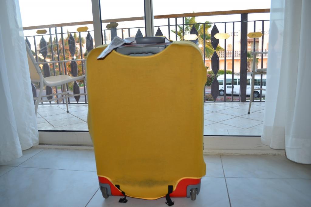 Чехол для чемодана - Чехол для чемодана Coverbag