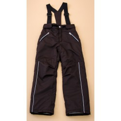 Производитель детской одежды ТМ Be easy - Брюки зимние на подтяжках