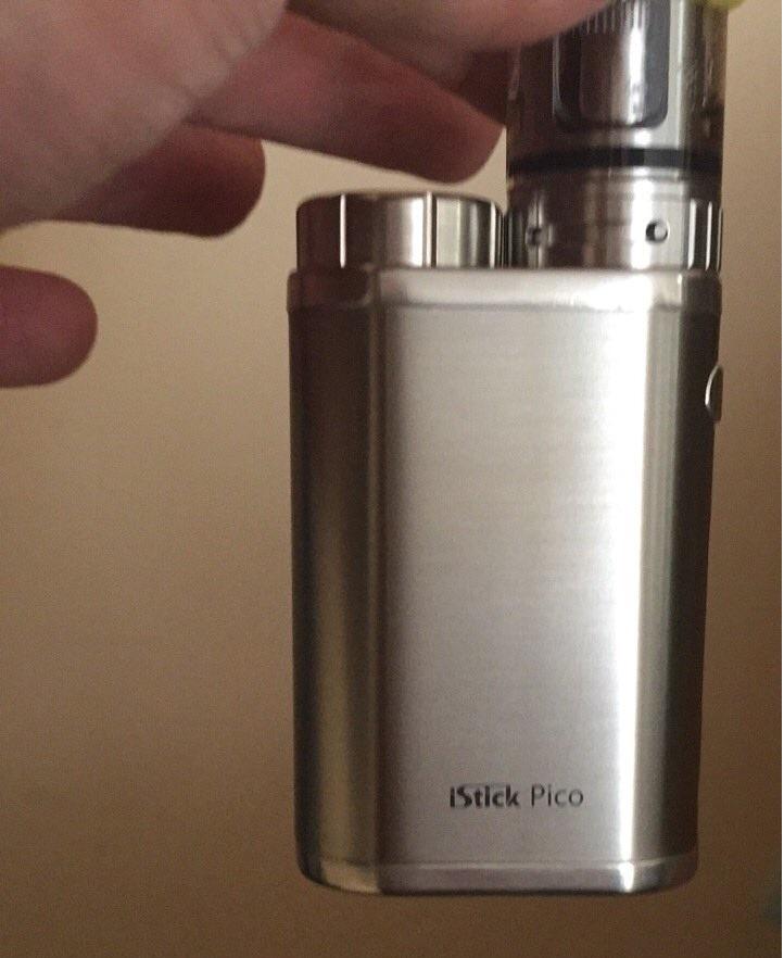 Электронная сигарета iStick Pico - iStick Pico - отличный девайс