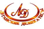 Мясная нарезка ТМ Луганські делікатеси - Грудинка сырокопченая Карпаччо
