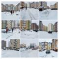 Отзыв о Вишневое, ул. Пионерская (9,14,18,20): Територія прибрана навіть після великих опадів снігу