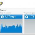 Отзыв о Мобильный интернет Интертелеком: Скорость