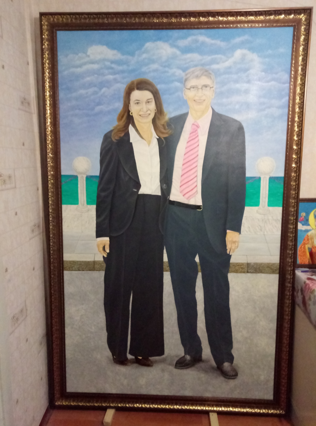 Благотворительный Фонд Билла и Мелинды Гейтс - прошу о помощи всех не безразличных людей!