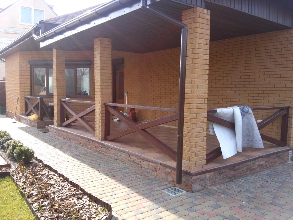 Власна Хата - Строительство дома