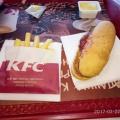 Отзыв о KFC Drive: Все отлично, но размеры.....