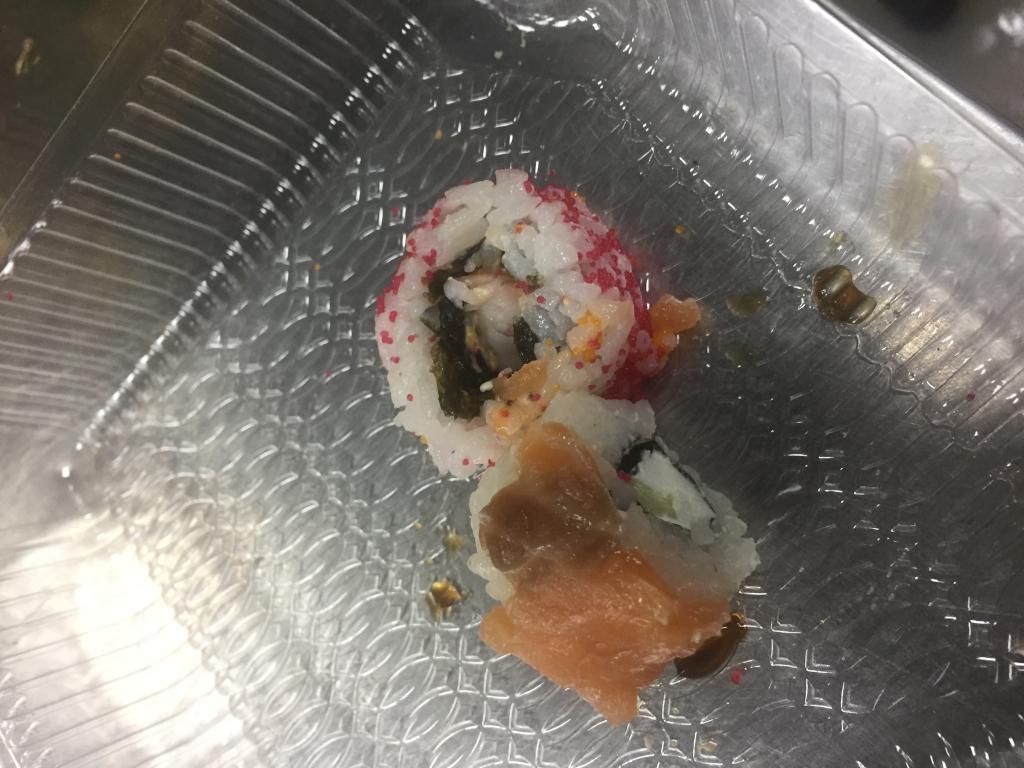 Евразия - Заказали суши))