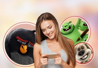 Магазин додатків Vodafone Market пропонує виграти смартфон, екшн-камеру або ігрову приставку