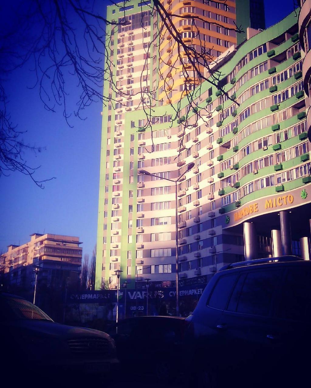 Паркове місто - Достойное жилье