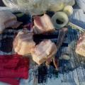 Отзыв о Фрешмаркет Брусничка: вонючий просроченый шашлык,одно сало с костями.