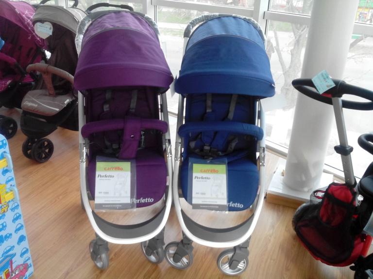 Деткая коляска прогулочная Carrello Perfetto CRL-8503