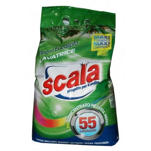 Стиральный порошок с Италии SCALA LAVATRICE EUCALIPTO.