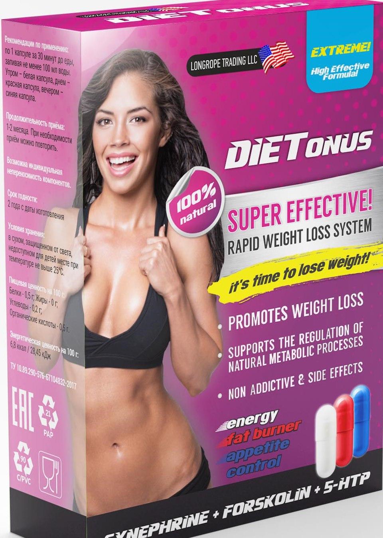 Dietonus - Dietonus - комплексный подход к процессу похудения. Сбросить