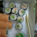 Отзыв о Сушия: Если хотите только риса - то норм, если суши - то получите только рис
