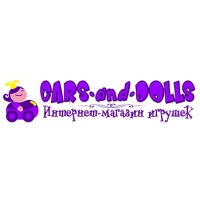 Интернет-магазин игрушек Cars and Dolls