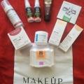 Отзыв о Интернет - магазин makeup.com.ua: Приятно иметь дело с makeup