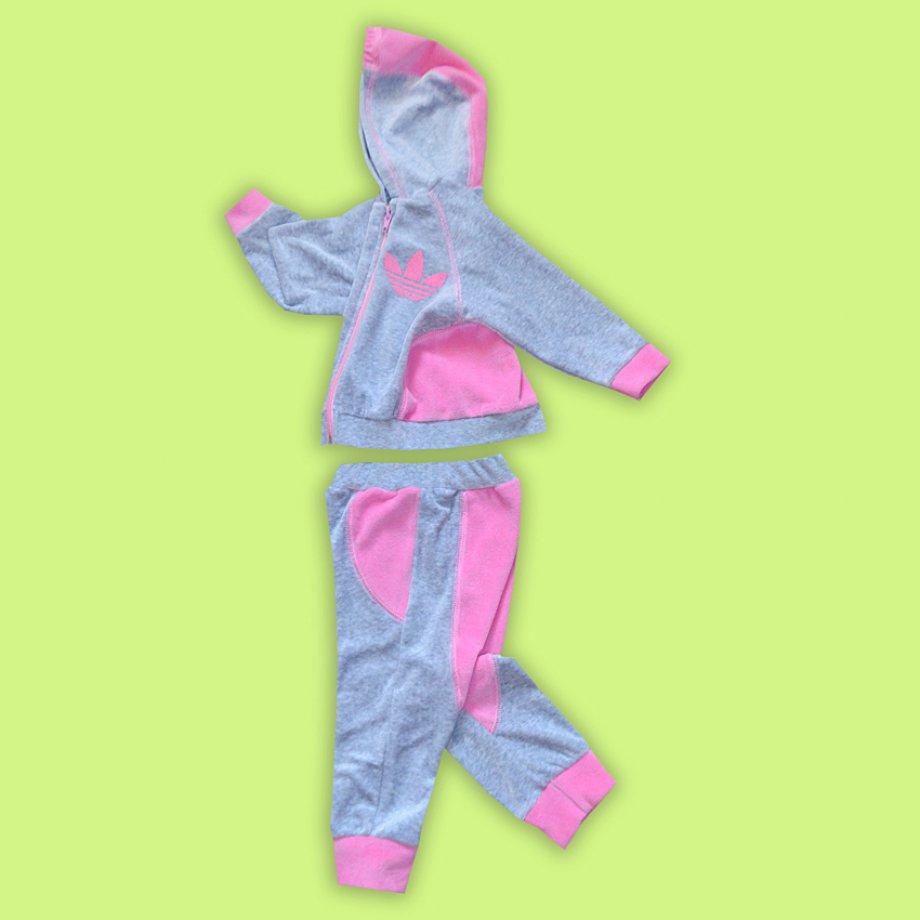 Интернет-магазин Деми - Велюровый костюм