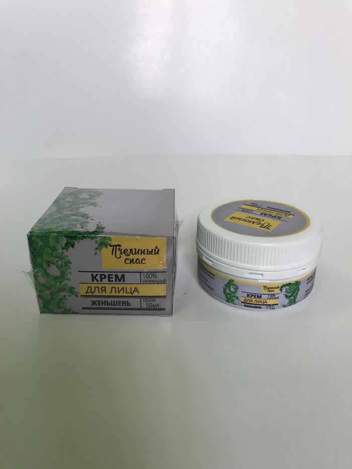 Крем для лица Пчелиный Спас