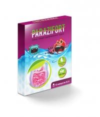 Капсулы Parazifort от паразитов